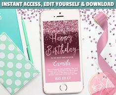 Glitter Text, Gold Glitter, My Princess, Electronic Cards, Smartphone, Phone Card, Big Hugs, Message Card, 30th Birthday