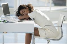 8 Ways to Stop Feeling So Exhausted All the Time | An extra-long nap probably won't cut it.