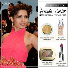 Babble Queen Diaries: Cannes 2013 Sonam Kapoor, Freida Pinto ...