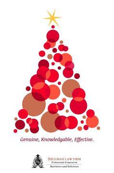 Corporate Christmas Card - Freelance Web Designer Sydney, Front End Developer, Wordpress Sydney / Emma Paul
