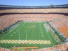 Neyland Stadium - Knoxville, Tennessee