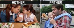 The Difference Between Mom And Dads Parenting Styles  10 Pics