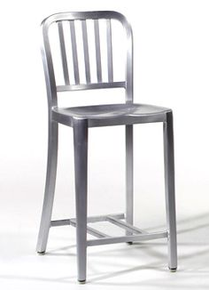 For when we spring for new barstools.