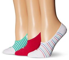 adidas Women's Superlite Super No Show Socks (3 Pack), White/Bold Pink/Shock Blue/Green Glow, One Size * Read more  at the image link.