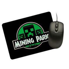 Mining Park - Mousepad