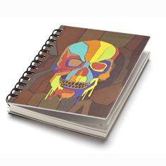 Chromakey Designs | Skull book - Rs.150