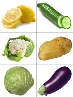 Παιχνίδι με Αινίγματα σχετικά με τη Διατροφή        Υλικά :    καρτέλες στις οποίες από τη μια μεριά απεικονίζεται ένα τρόφιμο και απ... Montessori Materials, Montessori Activities, Activities For Kids, Food Flashcards, Flashcards For Kids, Name Of Vegetables, Fruits And Veggies, Image Fruit, Vegetable Crafts