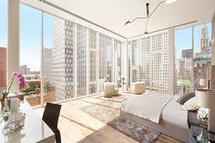 Роскошный пентхаус в Нью-Йорке | Про дизайн|Сайт о дизайне интерьера, архитектура, красивые интерьеры, декор, стилевые направления в интерьере, интересные идеи и хэндмейд