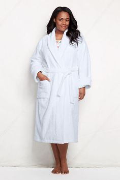 30 Best Plus Size Terry Cloth Robe images  affa779f6
