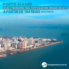 Confira dicas para você viajar para Porto Alegre - Rio Grande do Sul nos feriados de 2015.  Datas e preços no site: https://www.passagemaerea.com.br/porto-alegre-feriados-2015.html  #portoalegre #viagem #ferias #turismo #passagemaerea