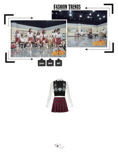 """""""ー moonwake :: knowing brothers"""" by imchuu ❤ liked on Polyvore featuring Maison Margiela, Charlotte Russe, Yves Saint Laurent and Gucci"""