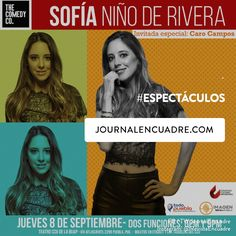 Revista Encuadre » Sofía Niño de Rivera en Puebla