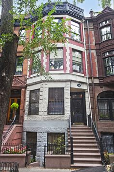 Dream home townhouse on pinterest townhouse upper east for New york city brownstone for sale