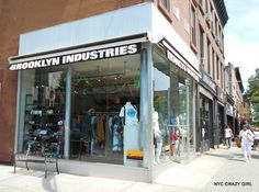 brooklyn industries park slope Park Slope Brooklyn, New York Shopping, Ville New York, Crazy Girls, New York Street, Industrial, Nyc, Places, Don't Forget