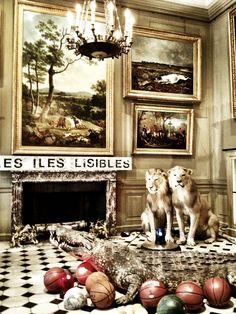 Hôtel de Mongelas - Musée de la chasse et de la nature.