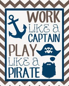 The Little Red Journal: Work Like a Captain. Play Like a Pirate.