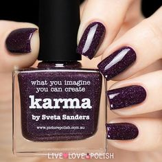 Karma nail varnish