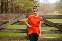 altered Staple Dress | april rhodes: Spring Top Sewalong