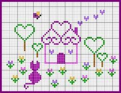 House hearts chata