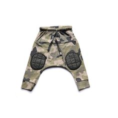 Sale  Kids harem pants  Army pants  Knee boys by TuliBertKids, $29.00