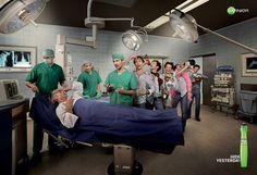Garnier: Ocultar ayer, Cirujano