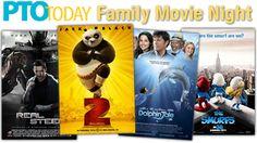 PTO Today Family Movie Night