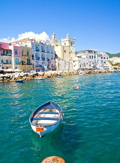 #Italy Ischia, Ponte. This is an Italy Different destination.