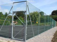 John Bright Ltd. Tennis Court Fencing