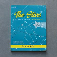 Books we love: The Stars by H. A. Rey ($12) Who, upon leaving...