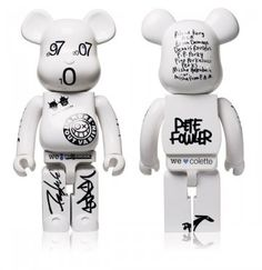 Bearbrick // Colette Paris