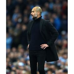 Pep Guardiola Just Proved Why He's the Most Stylish Coach in the World   GQ