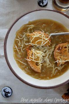 Soupe aux oignons de Roscoff et Coreff