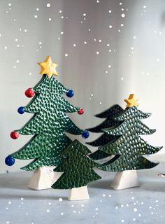 ceramic trees | famille summerbelle