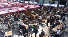 Old Spitalfields Vintage and Antique Market - Thursdays