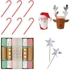 Cómo decorar la mesa de Navidad infantil