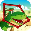 App en anglès per relacionar nombres  Dot To Dot With Dino & Friends - Android Apps on Google Play