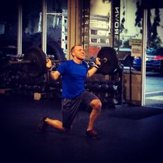 """Lunges are so much fun. #CrossFit #crossfitdude #crossfitguys #fit #fun #lunges #lift #legday #beastmode #bestpic #strong #strength #sancarlos #hgx #HGXFIT"" Photo taken by @hgxfit on Instagram, pinned via the InstaPin iOS App! http://www.instapinapp.com (03/18/2015)"