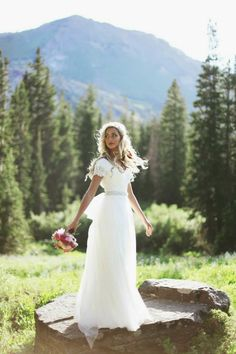 The Perfect Dress: Our Bride Sarah