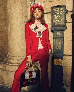 ORVIETO / Vogue Korea 2016