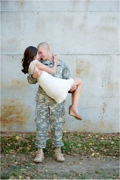 California Military Engagement Session by Megan Hayes Photography