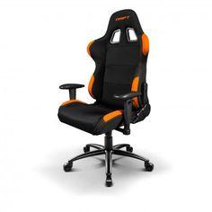 Silla Gaming DRIFT DR200 Negro / Naranja