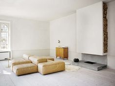 minimalist apartment designed by Claesson Koivisto Rune via lifeonsundays