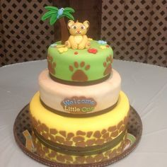 Baby Lion King Baby Shower...I want this so bad when we have a baby!!