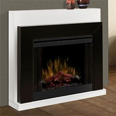 Dimplex - Home Page » Fireplaces » Mantels » Products » Gibraltar ...