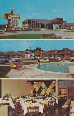 TRAVEL INN  U.S Highway 80, 11 & 45    71 well appointed rooms, air-cond., TV, Wall-to-Wall Carpet, Piped in music, Built in refrigerators, unique lighting effects in each room, King sized beds, Airport Service, Swimming & Wading Pool, Lounge, Gift Shop cheaper travel ever  www.muchways.com