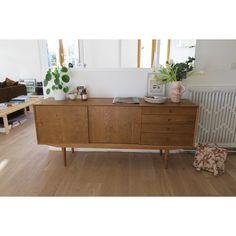 enfilade scandinave - la redoute - meuble en bois