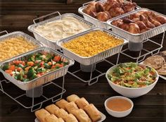 Best catering options boston cheapest