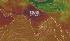 India records its hottest temperature ever - 51 °C (123.8 °F), May 20, 2016 http://thewatchers.adorraeli.com/2016/05/20/india-records-its-hottest-temperature-ever-51-celsius-123-8-fahrenheit/