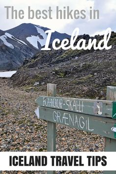 The best hikes in Iceland - tips and tricks of visiting Iceland more than 8 years in a row!