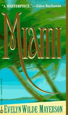 A lively drama about the founding and evolution of Miami. Spanning the years between 1886 and the arrival of Hurricane Andrew in 1992, the novel chronicles the fortunes of five generations of five families peopled with an assortment of spirited characters.